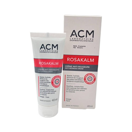 ACM ROSAKALM CREMA ANTI ROJECES 40 ML