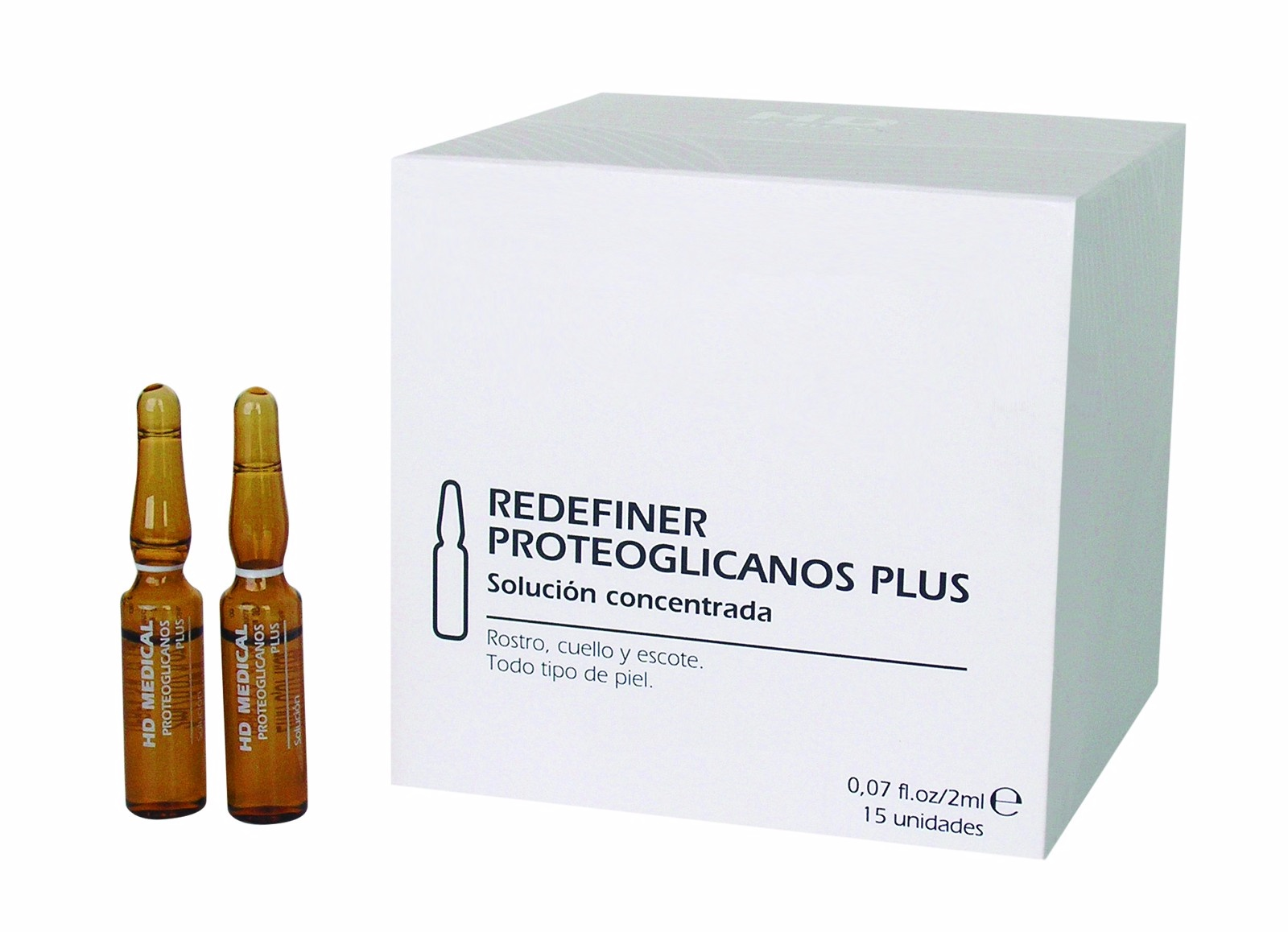 HD MEDICAL PROTEOGLICANOS PLUS 15X2ML